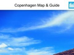 Copenhagen (Denmark) Offline GPS Map & Travel Guide Free 1.0 Screenshot
