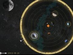 Copernican Orrery 1.0.20121104 Screenshot