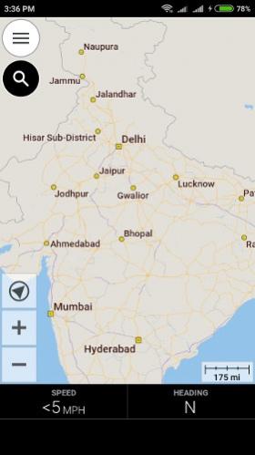 CoPilot GPS Sat-Nav Navigation