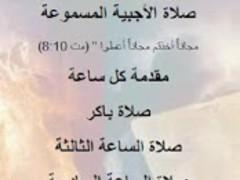 Coptic Orthodox Spoken Agpeya 0.1 Screenshot