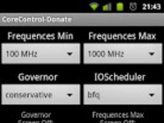 CoreControl-Donate [Root] 1.1.5 Screenshot
