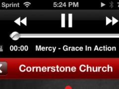 Cornerstone Church official 1.24.31.325 Screenshot
