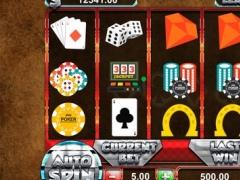 Corporal Medal Gambler - Xtreme Vegas Casino Games 2.0 Screenshot