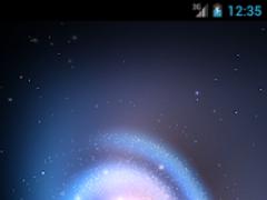 Cosmic Glow LWP (Free) 1.0.3 Screenshot