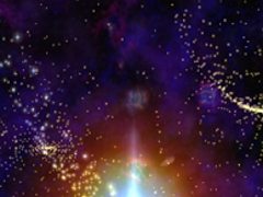 Universe Music Visualizer 1.54 Screenshot