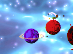 Cosmic Leap 1.2 Screenshot