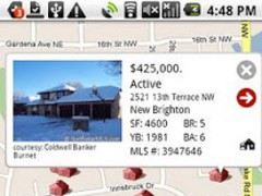 Counselor Realty - Home Search 5.803.170523 Screenshot