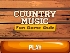 Country Music Fun Game Quiz 3.1 Screenshot
