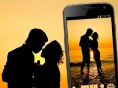 Couple in Love Launcher Theme 2.0 Screenshot