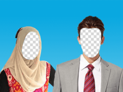 Couple Islamic Photo Frames 1.0.2 Screenshot