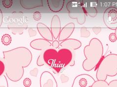 Couple Name Live Wallpaper 1.4 Screenshot