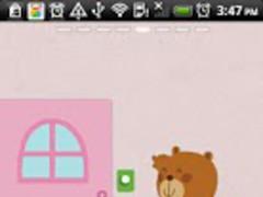 Couple Winnie Girl Go Theme 1.0 Screenshot