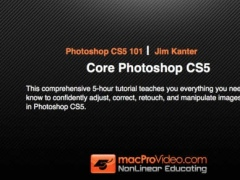 Course For Photoshop 101 Tutorials 1.2 Screenshot