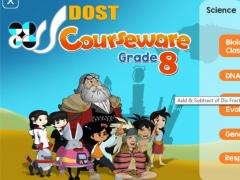 Courseware Grade 8 Player 1.0.0 Screenshot