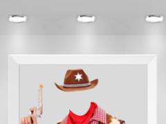 Cowboy Photo Suit Maker 1.0.5 Screenshot