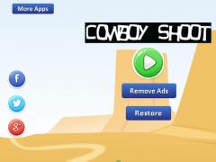 Cowboy Shoot -western criminal  Screenshot