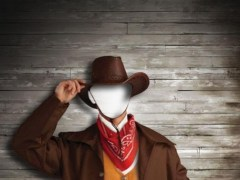 Cowboy Suit Photo Montage 1.3 Screenshot
