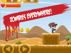 Cowboy Zombies Shooting Games 4 Screenshot