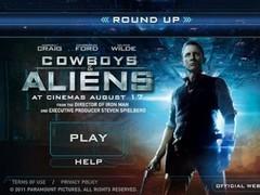 Cowboys & Aliens Round Up 1.2 Screenshot