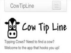 CowTipLine 1.0.0 Screenshot
