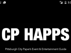 CP HAPPS - Pittsburgh Events 1.18.10 Screenshot