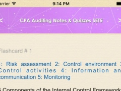 CPA Auditing Q&A Exam review 2700 Study Note 1.2 Screenshot