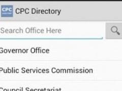 CPC Directory Sri Lanka 1.3 Screenshot