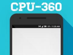 CPU-360 1.0 Screenshot