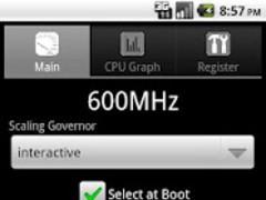 CPU CruiseControl Pro 1.4 Screenshot