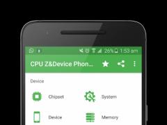 CPU Z:Device&Phone System Info 2.1 Screenshot