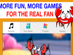 crab games for free for kids 1.0 Screenshot
