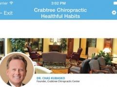 Crabtree Chiropractic 1.0 Screenshot