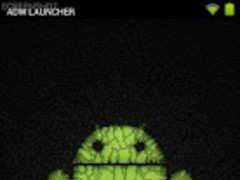 Crack (launcher theme) 1.9.1 Screenshot