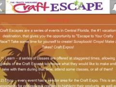 Craft Escapes 1.0 Screenshot