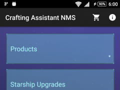 Crafting Assistant NMS 4.0 Screenshot