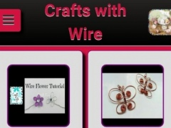 Crafts with Wire 0.0.1 Screenshot
