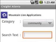 Craigslist for Portland 1.0 Screenshot