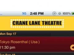 Crane Lane Theatre 1.1 Screenshot