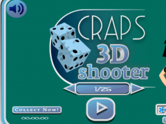 ▻Craps 3d Shooter LITE 1.0 Screenshot