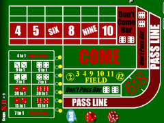 Craps 1.3.6 Screenshot