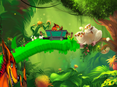 Crash Run Adventure 2.2 Screenshot