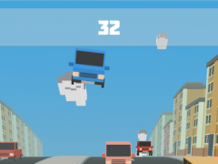 Crashy Road - Flip The Rules 1.16 Screenshot