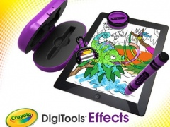 Crayola DigiTools Effects 1.2.1 Screenshot
