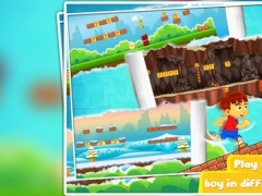 Crazy Adventure World - platform game 1.0 Screenshot
