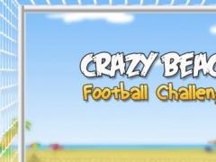 Crazy Beach Football Challenge - best soccer game 1.4 Screenshot