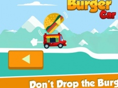 Crazy Burger Car Endless Road Adventure – Don't Drop the Burger 1.1.1 Screenshot