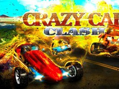 CRAZY CAR CLASH Turbo Racing 2.1 Screenshot