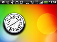 Crazy Clock widget 1.0 Screenshot