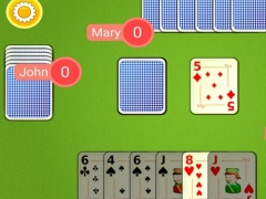 Crazy Eights Mobile  Screenshot