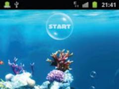 Crazy Fish Live Wallpaper 1.03 Screenshot